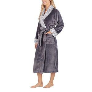 00077e80b2 Carole Hochman Intimates   Sleepwear - Carole Hochman Women s Ladies  Plush  Wrap Robe
